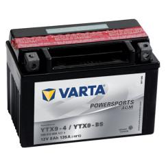 BATERIA VARTA DE MOTO 12V 8AH POWERSPORTS AGM